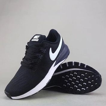Trendsetter Nike Air Zoom Structure 22  Women Men Fashion Casual Sneakers Sport Shoes