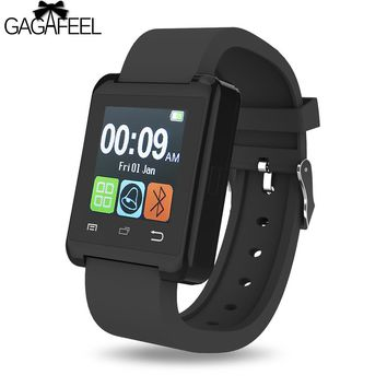 GAGAFEEL Sport Smart Watches for IOS Android Phone Women Men Photograpy Smart Bracelet Pedometer Smart Wristwatches