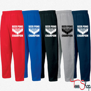 Beer Pong Champion Sweatpants