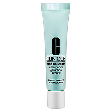 Acne Solutions Emergency Gel-Lotion - CLINIQUE | Sephora