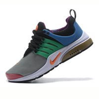 Nike Air Presto QS ¡°Greedy¡± Fashion Running Sneakers Sport Shoe