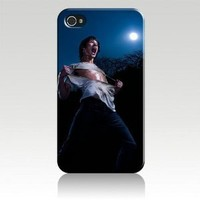New Items Teen Wolf Tyler Posey iPhone 5 Classic Hardshell Case Color Black (PC+Silicone)