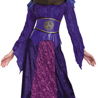 Disney's The Descendants: Maleficent Deluxe Adult Costume  Plus