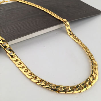 Shiny Jewelry Stylish Gift New Arrival Hot Sale Fashion Accessory Hip-hop Korean Couple Necklace [6542719619]