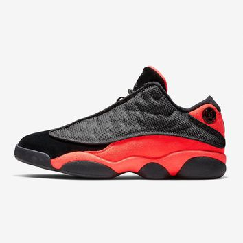 "Clot x Air Jordan 13 Low ""Black Infrared"" - Best Deal Online"