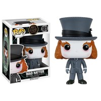 New Funko pop Original Alice 2 Through The Looking Glass - Mad Hatter Vinyl Figure Collectible Model Toy with Original box