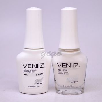 Veniiz Match UV Gel Polish V001 Veil Cream