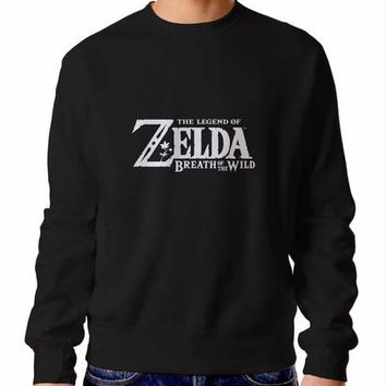 The Legend Of Zelda Breath Of The Wild 2 Sweater / Unisex Sweater