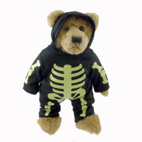Boyds Bears Plush Bones Teddy Bear