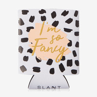 Slant Collections I'm So Fancy Drink Cover