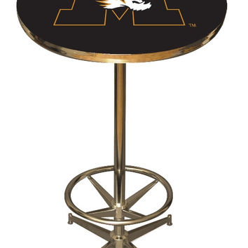 University of Missouri Pub Table
