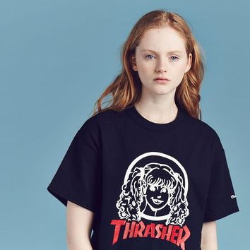 0e731f481e18 Aymmy in the Batty Girls Thrasher Aymmy Face T-shirt - Tops - Categories -