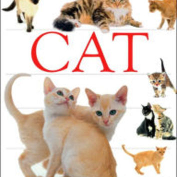 Ultimate Sticker Book: Cat by DK Publishing, Paperback | Barnes & Noble®