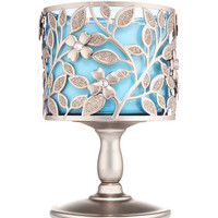 Dogwood Pedestal 3-Wick Candle Sleeve | Bath And Body Works