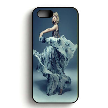 Taylor Swift Celebriy iPhone 5, iPhone 5s and iPhone 5S Gold case