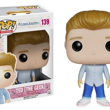 Ted (The Geek) Sixteen Candles Funko Pop! #139