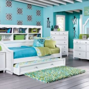 Rooms To Go Daybed. Acme Poster Black Wood Daybed With Trundle Day ...