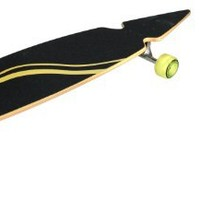 Atom Pintail Super Carver Longboard