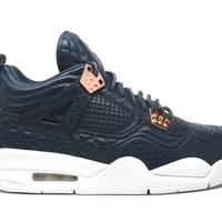KUYOU Air Jordan 4 Pinnacle Obsidian