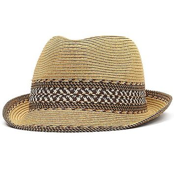 C.C. Exclusives Fedora Hat