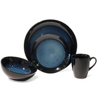 Baum Evening Tide 16-Piece Dinnerware Set