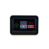 Super Nintendo Controller Metal Rolling Tray