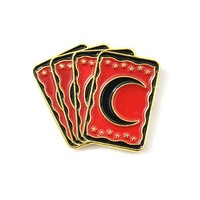 Tarot Cards Pin
