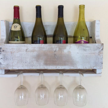 Little Elm wine rack - ask about personalizing