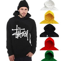 Print Pullover Hoodies Summer Men Sports Long Sleeve Casual Stylish Hats [10669397763]