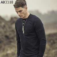 Men T-shirt Long Sleeve