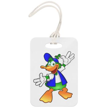 Duck - Luggage Tag
