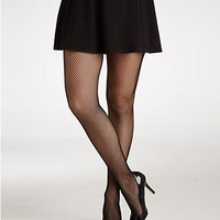 SPANX Tight-End Tights Shaping Fishnet Hosiery Shapewear 002B at BareNecessities.com