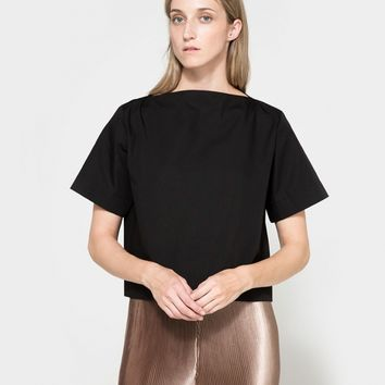 Toit Volant / Venice Top in Black