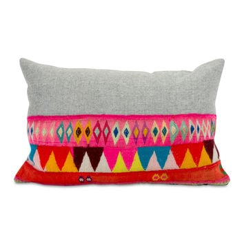 Cusco Lumbar Pillow I