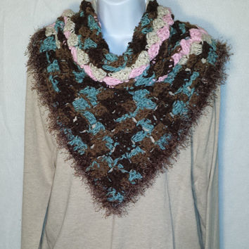 Earth and Sky Varigated Road Trip Scarf