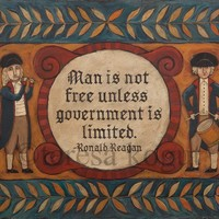 LIMITED GOVERNMENT 11x14 print by Teresa Kogut (cre84life)