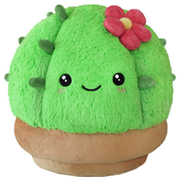 Squishable Cactus: An Adorable Fuzzy Plush to Snurfle and Squeeze!