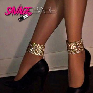 Sexy Bling Anklet