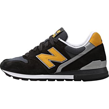 new balance 996 connoisseur retro ski black yellow