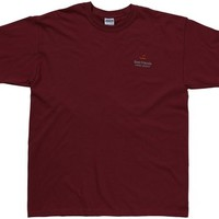 Best Friends Animal Society Logo Tee - Embroidered - Free Shipping