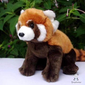 Red Panda Stuffed Animal Plush Toy 9""