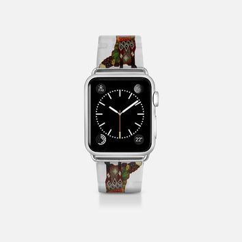 fox love transparent apple watch band Apple Watch Band (38mm)  by Sharon Turner | Casetify