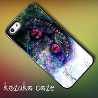 KozukaCaze Design Cheshire Cat Alice In Wonderland - FB141601 - 01