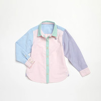Girls Oxford Party Shirt