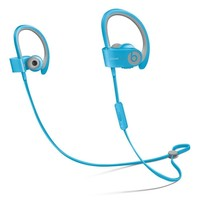 Beats by Dr. Dre Powerbeats 2 Wireless Bluetooth In-Ear Headphones ControlTalk +/- Blue