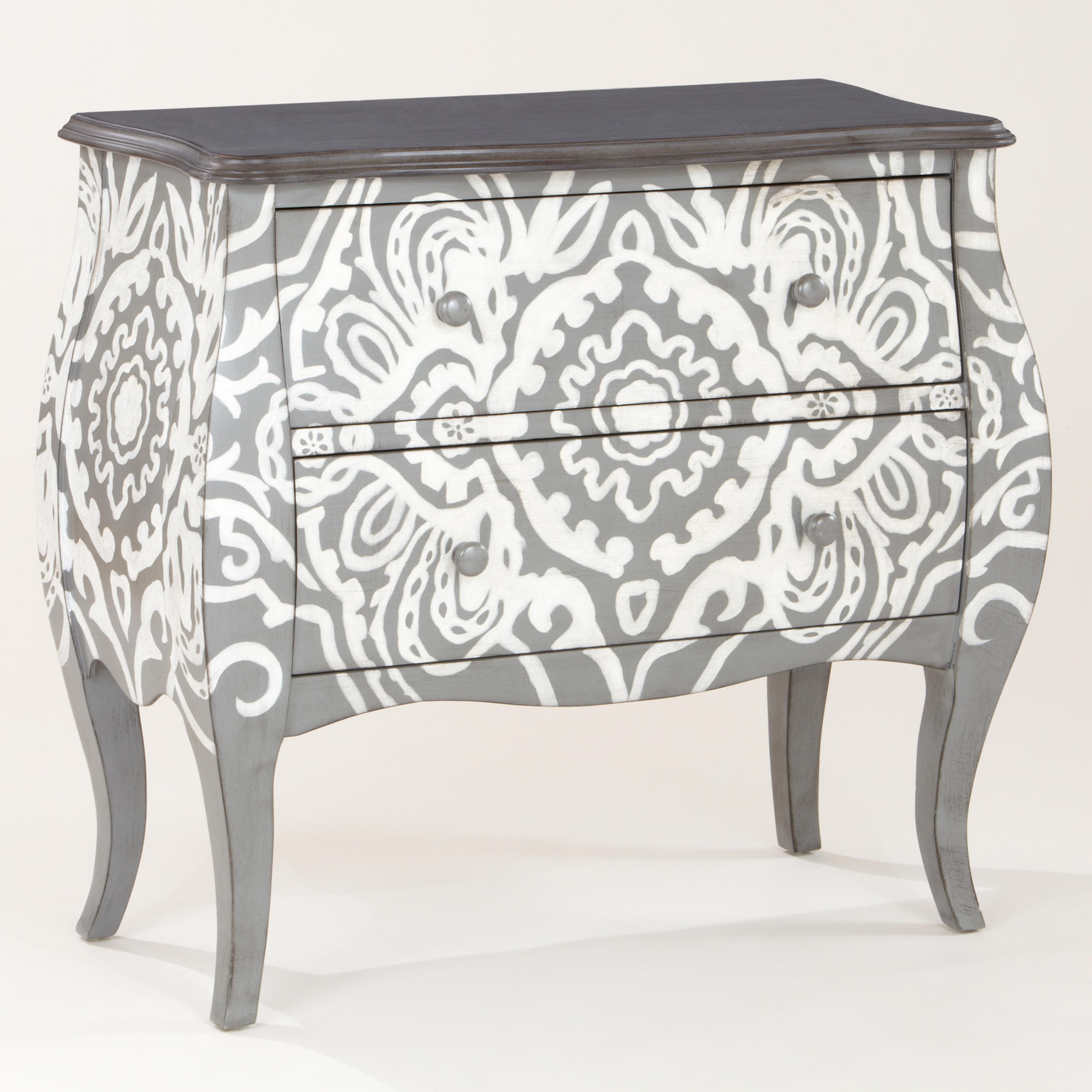 Large Foyer Chest : Large sasha hall chest from cost plus world market room