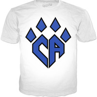 CA cheerleading