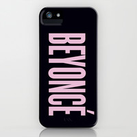 Beyoncé iPhone & iPod Case by Marianna