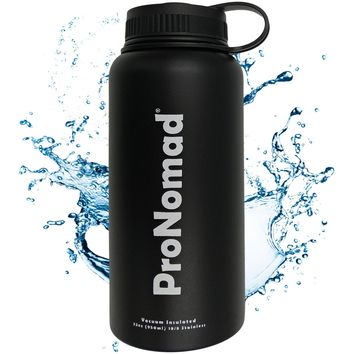 32 Oz. Vacuum Insulated Thermos Water Bottle