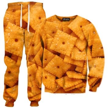 Cheez-Its Tracksuit